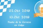 Oktoberfest Calpe 2019