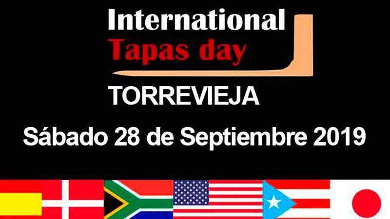 International Tapas Day 2019