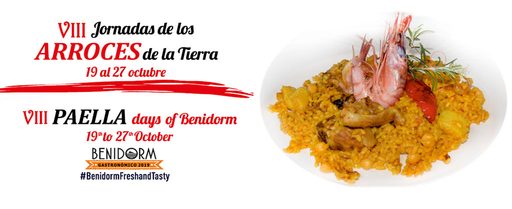 Arroces de la Tierra 2019