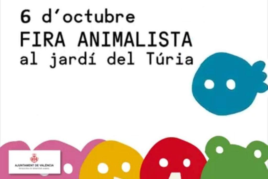 Feria Animalista de Valencia 2019