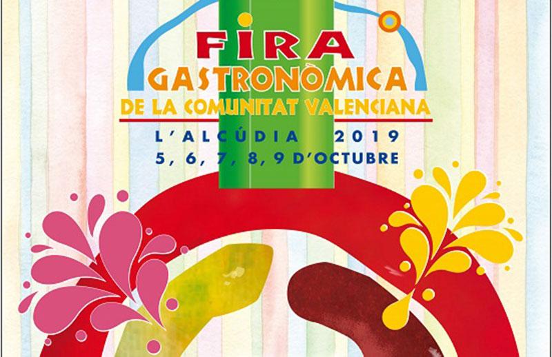 Fira Gastronòmica de l'Alcúdia 2019