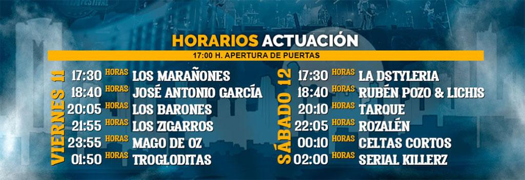 Iberia Festival 2019: programa