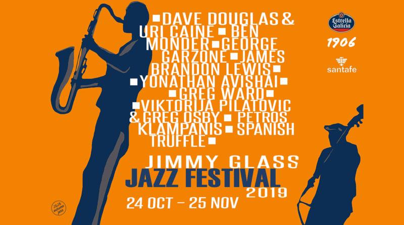 Festival Internacional de Jazz Jimmy Glass 2019
