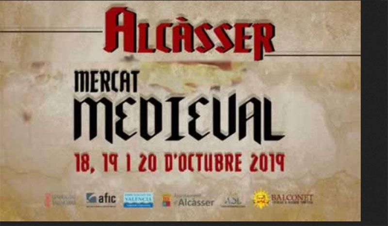 Mercat medieval de Alcàsser 2019