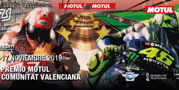 Gran Premio de MotoGP de la Comunitat Valenciana 2019