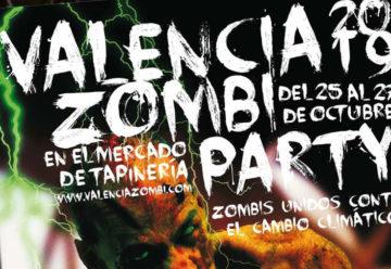 Valencia Zombi Party 2019