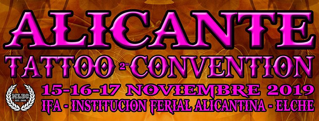 Alicante Tattoo Convention 2019