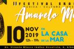 Festival Amarelo Mango 2019