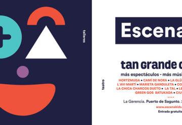 Festival Escena Kids 2019