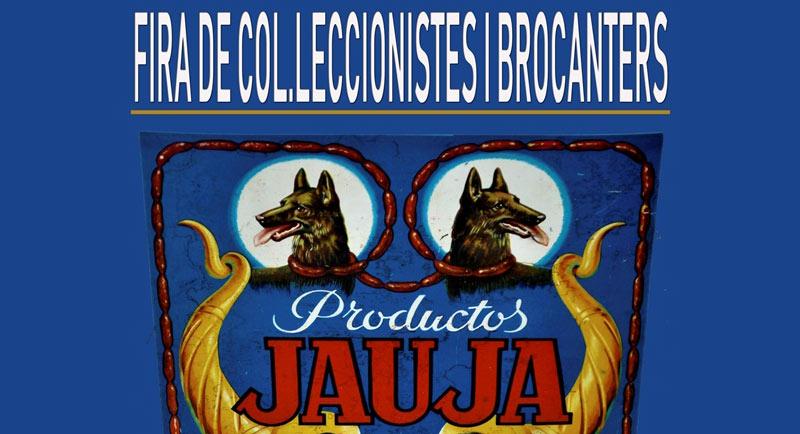 Feria de Coleccionistas y Brocanters de Jesús Pobre