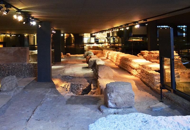 Museo de la Almoina (Valencia)