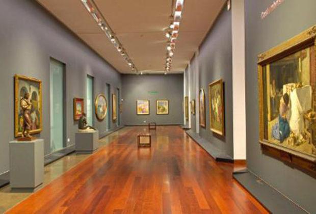 Mubag: Museo de Bellas Artes Gravina (Alicante)