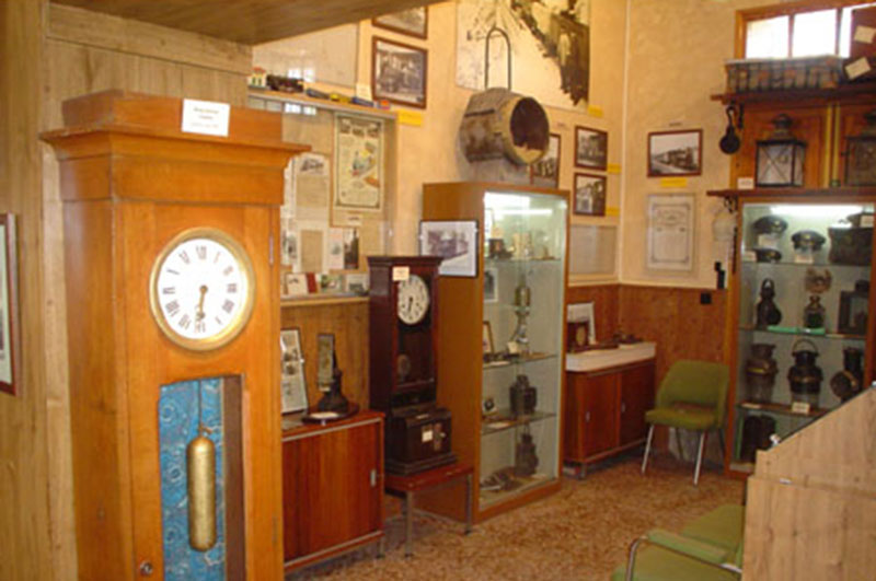 Museo del Ferrocarril Alcoy-Gandia (Almoines)