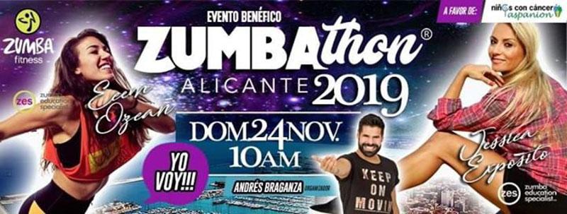 Zumbathon Alicante 2019