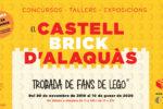 Exposición de Lego en Alaquàs