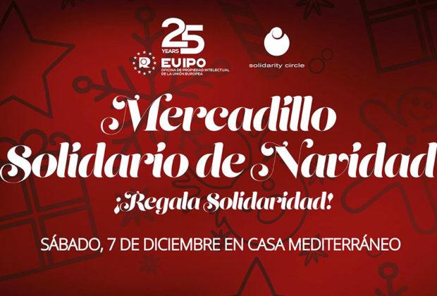 Mercadillo Solidario de Navidad de la EUIPO 2019