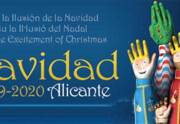 Navidades en Alicante 2019-2020