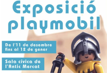 Exposición de Playmobil en Torrent 2019
