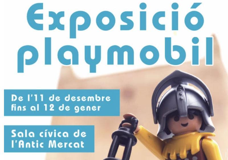 Exposición de Playmobil en Torrent 2019