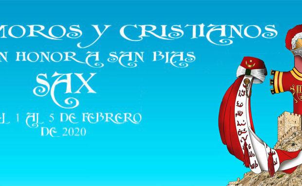 """Fiestas de Moros y Cristianos"""" de Sax"""