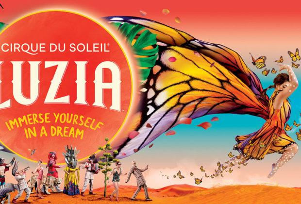 Circo del Sol: Luzia