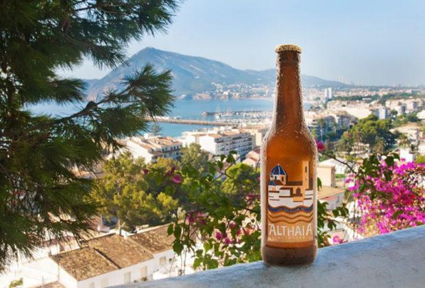 Cerveza Althaia Artesana