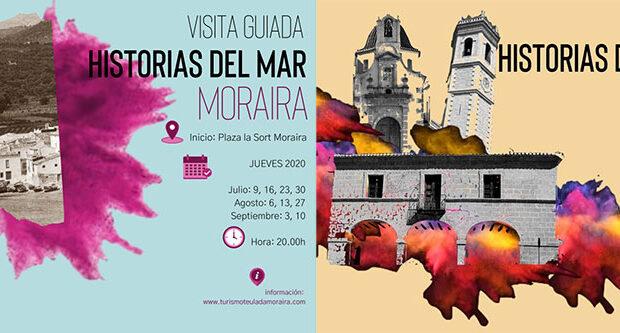 Visitas guiadas en Teulada Moraira