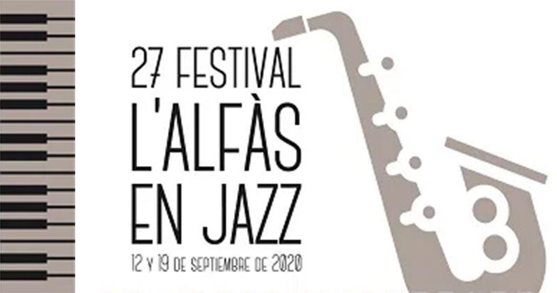 Festival l'Alfàs en Jazz 2020