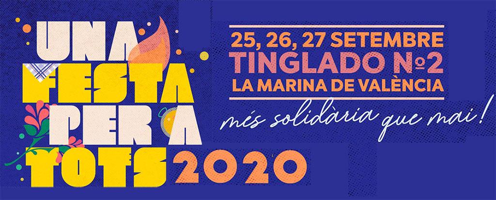 Una Festa per a Tots 2020