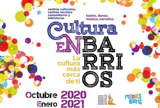 Cultura en barrios 2020