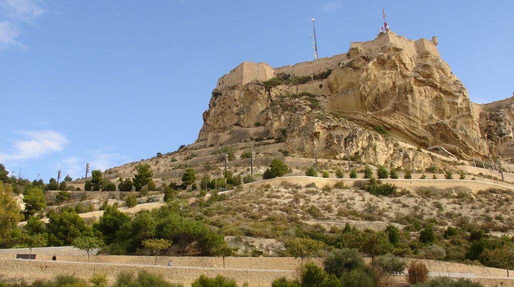 Castillo de Santa Bárbara (Alicante)