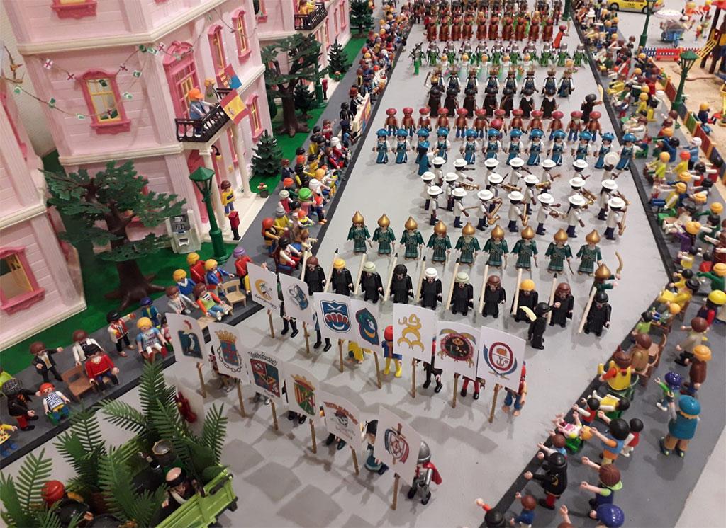 Expo Playmobil San Vicente