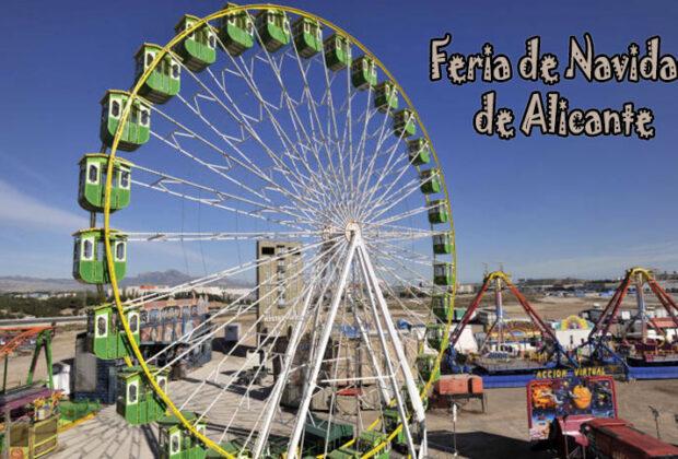 Feria de Navidad de Alicante 2020