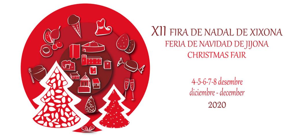 Feria de Navidad de Jijona 2020