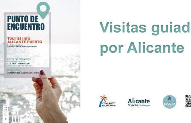 Visitas guiadas por Alicante