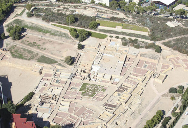 Yacimiento arqueológico Lucentum (Alicante)