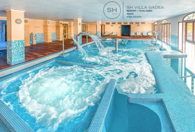Spa con Hotel SH Villa Gadea