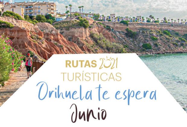 Rutas turísticas Orihuela 2021