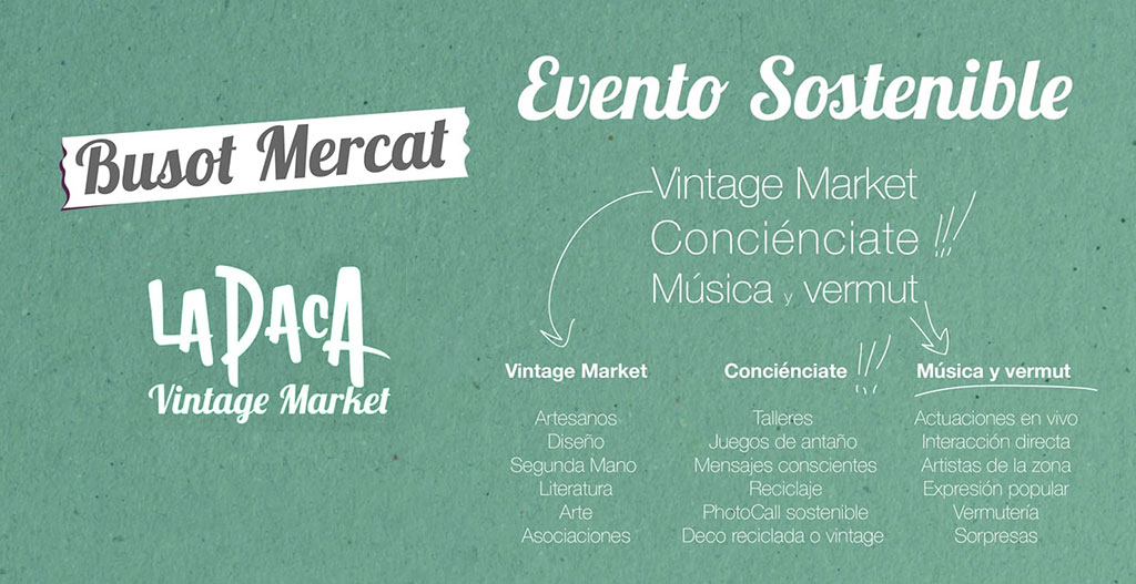 Busot Mercat Rastro Vintage