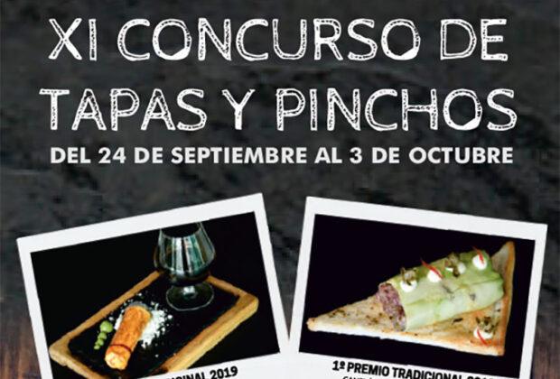 Concurso de Tapas y Pinchos de Benidorm 2021