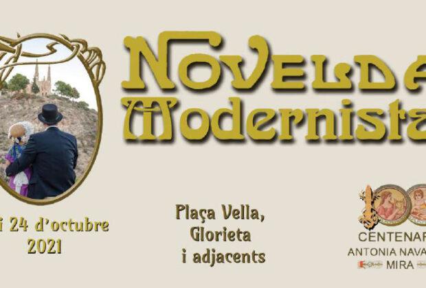 Novelda modernista 2021